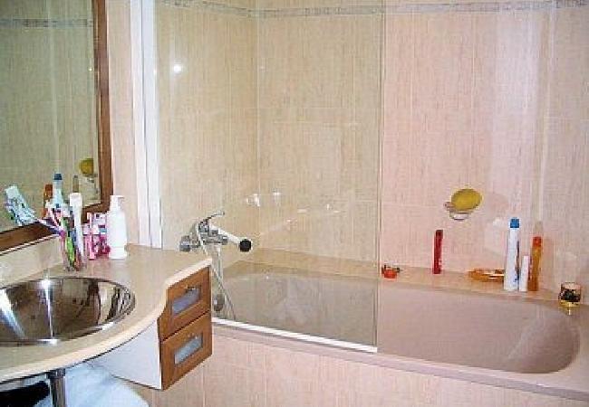 Villa in Ametlla de Mar - Villa for 11 people to300 mbeach