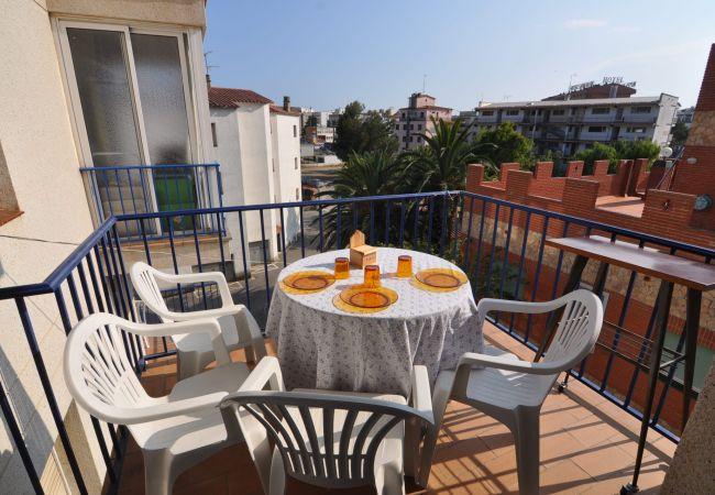 Apartment in Rosas / Roses - SOL Y PLAYA 3-3 - REF: 113638