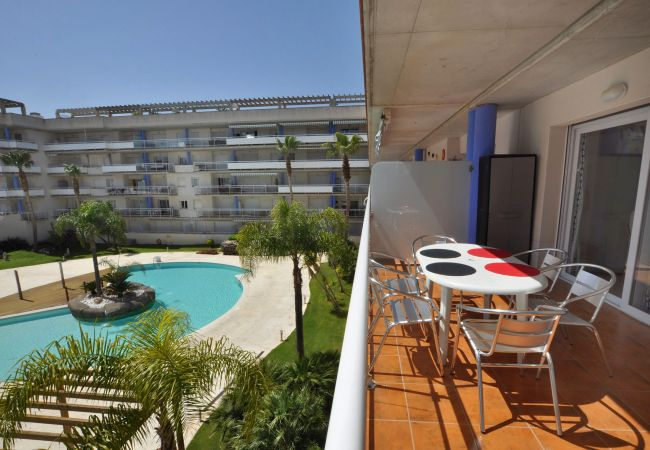 Apartment in Rosas / Roses - Apartment for 6 people to 1 km beach