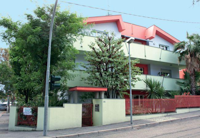 Apartment in Riccione - b-VILLA CHIARA