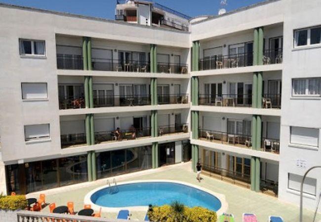 Apartment in Lloret de Mar - Melrose Place - Apartamento 2/4
