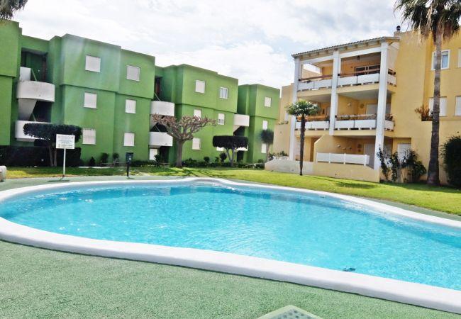 Apartment in Xeraco Playa - JUNCOS 44 - 2º