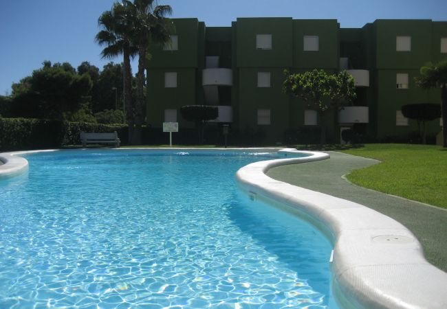 Apartment in Playa Xeraco - JUNCOS 39 bajo