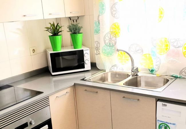Apartment in Denia - Apartment of 2 bedrooms to60 mbeach