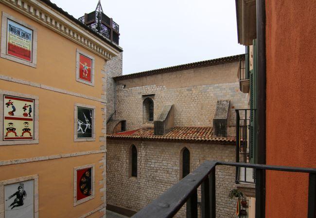Apartment in Gerona/Girona - Girona apartamento en el centro en 3a planta