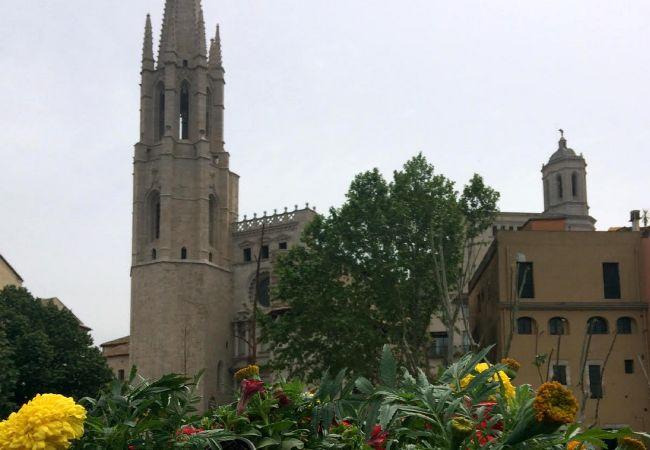 Studio in Gerona/Girona - Girona Estudio Catedral 2D