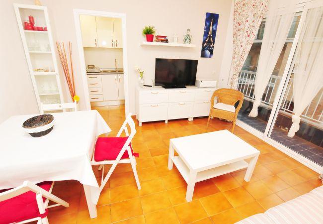 Apartment in Calella - OP HomeHolidaysRentals happiness - Costa Barcelona