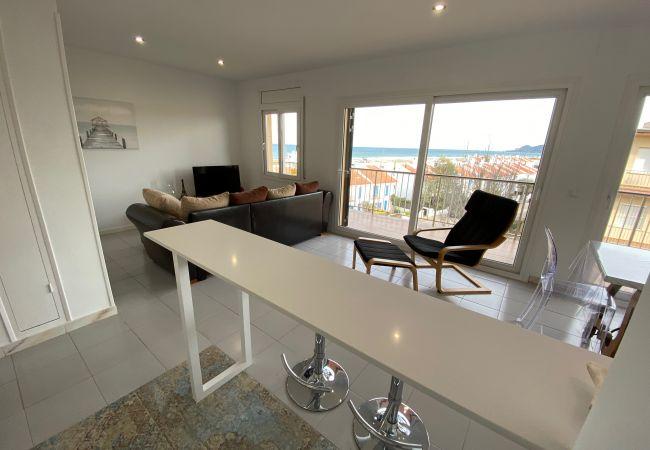 Ferienwohnung in Torroella de Montgri - Mare Nostrum 3D 541 - Meeresblicke, WLAN, Klimaanlage
