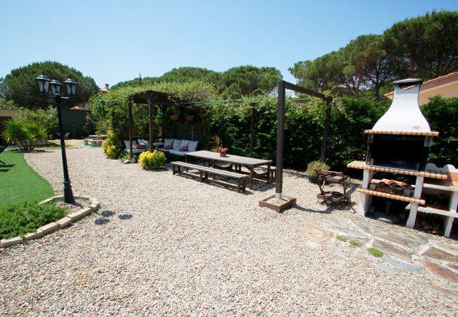 Ferienhaus in Torroella de Montgri - Xaloc - privatem Pool, Klima, WLan, TV Sat und großen Garten