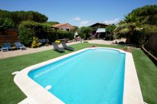 Ferienhaus in Torroella de Montgri - Xaloc - privatem Pool, Klima, WLan, TV...