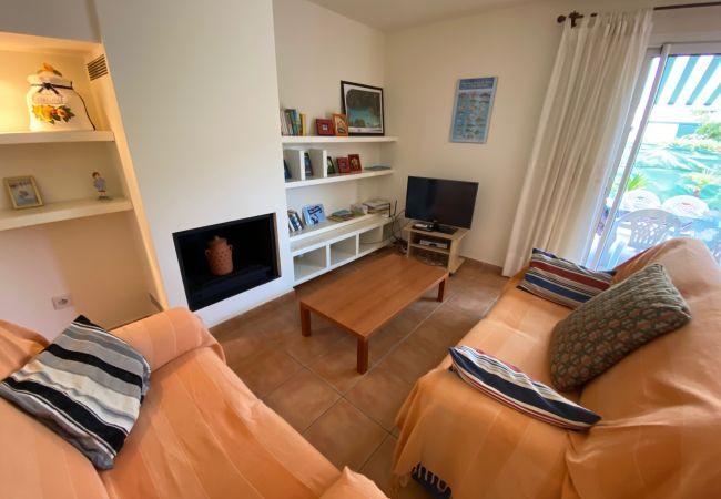 Ferienhaus in Torroella de Montgri - Daró 3D 37 - Klima, WiFi, Pool, nah am Strand, TV Sat