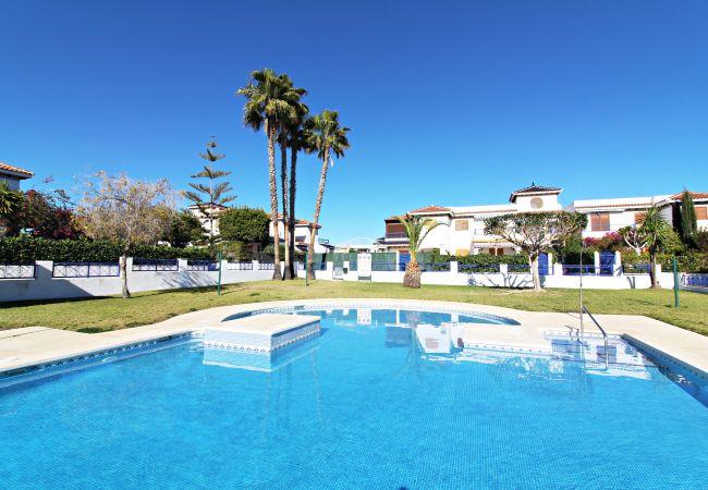 Ferienwohnung in Vera playa - Veramar II, bajo
