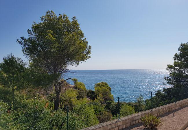 Villa in Ametlla de Mar - Villa für 11 Personen a300 mStrand