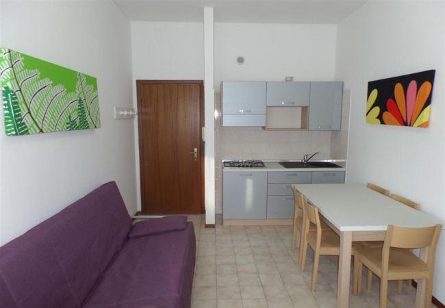 Ferienwohnung in Bibione - Ferienwohnung für 4 Personen a600 mStrand