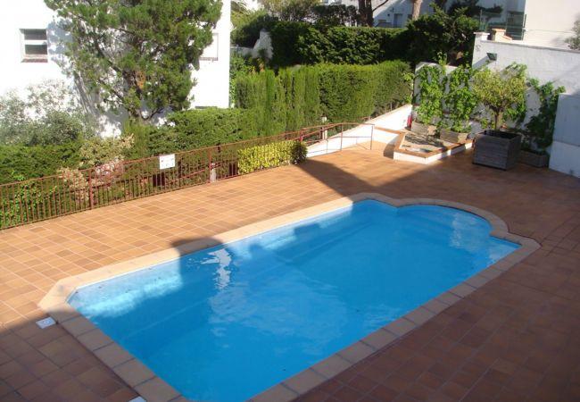 Ferienwohnung in Llança - Ferienwohnung für 5 Personen a400 mStrand