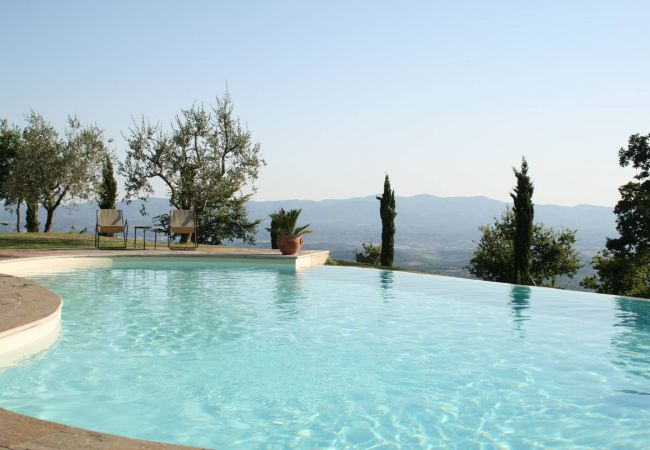 Ferienwohnung in Loro Ciuffenna - Romantic Nest on Tuscany Hills