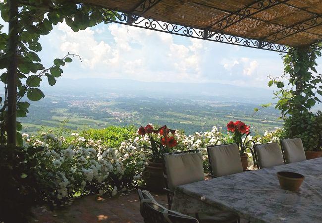 Ferienwohnung in Loro Ciuffenna - Ferienwohnung für 4 Personen in Loro Ciuffenna