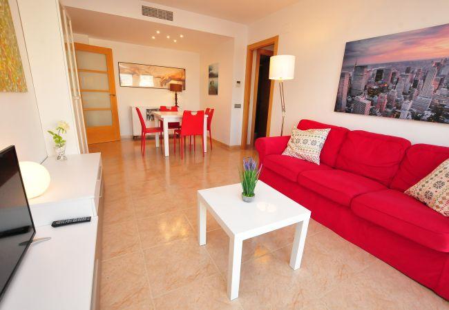 Ferienwohnung in Pineda de Mar - OP HomeHolidaysRentals Fresh - Costa Barcelona