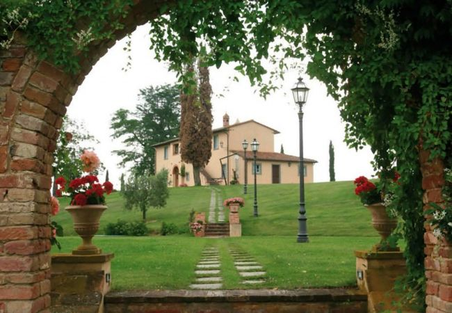 Ferienwohnung in Montepulciano - Romantic Tuscany for two at Rosmary