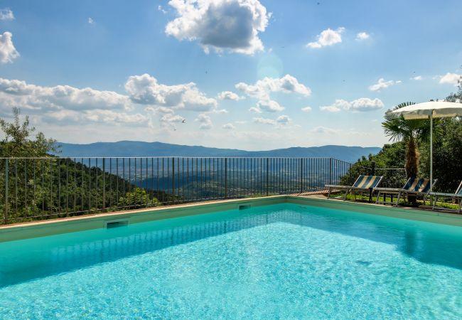 Ferienwohnung in Reggello - Ferro da Cavallo Reggello Apartment