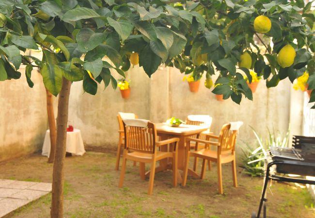 Ferienhaus in Malgrat de Mar - Ferienhaus mit 3 Schlafzimmern a1 kmStrand