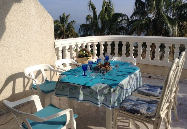 Ferienwohnung in Alcoceber / Alcossebre - Ferienwohnung mit klimaanlage in Alcoceber / Alcossebre
