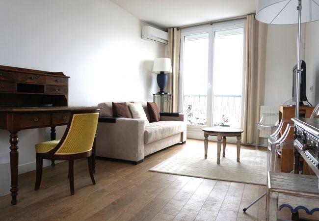 Ferienwohnung in Paris ville - rue Duret 75016 Paris - 216073