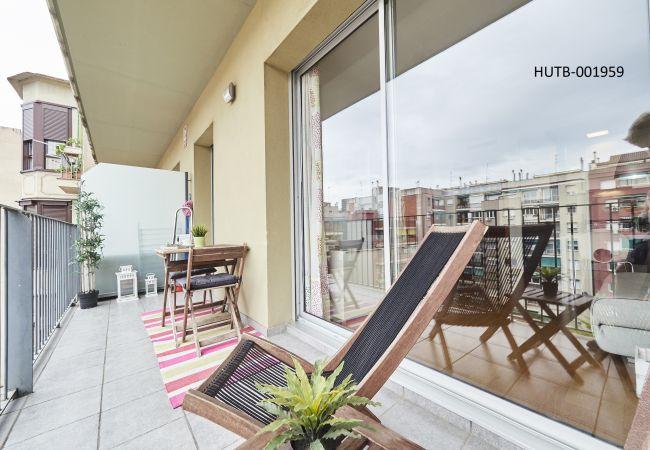 Ferienwohnung in Barcelona - Ferienwohnung mit 1 Schlafzimmern in Barcelona
