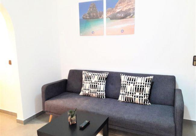 Ferienwohnung in Quarteira - Ferienwohnung mit 1 Schlafzimmern in Quarteira