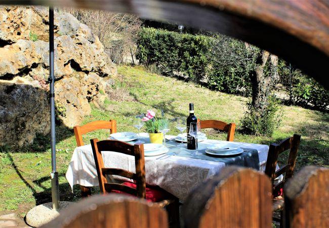 Ferienwohnung in Certaldo - Ferienwohnung mit 1 Schlafzimmern in Certaldo
